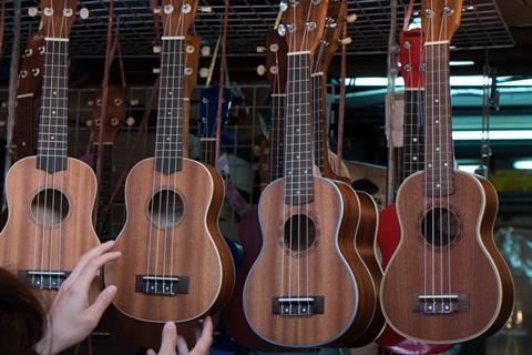 Hướng dẫn chơi đàn Ukulele đúng cách