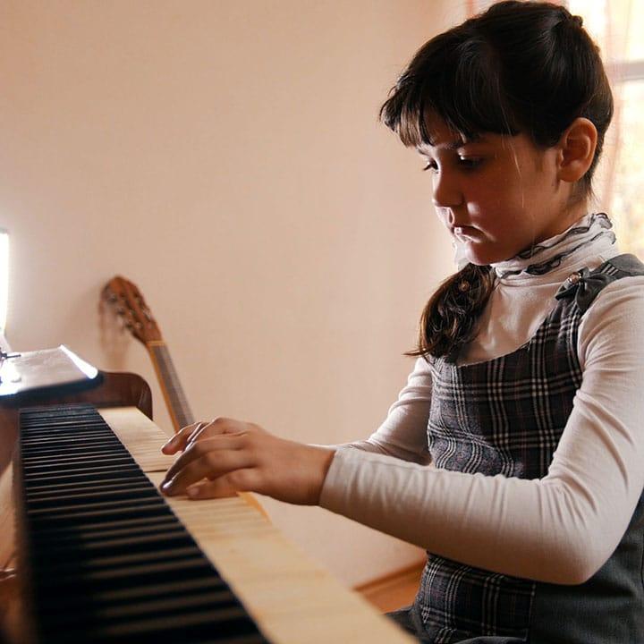 Trung tâm năng khiếu dạy đàn piano
