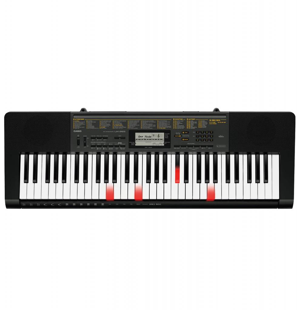 đàn organ phím sáng cho bé mới học