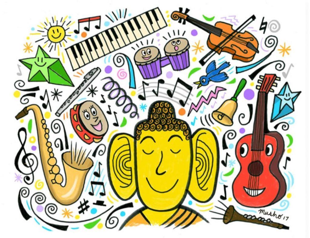 điều trị tự kỉ bằng âm nhạc