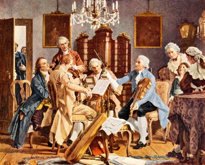 nhạc cổ điển predule trứ danh