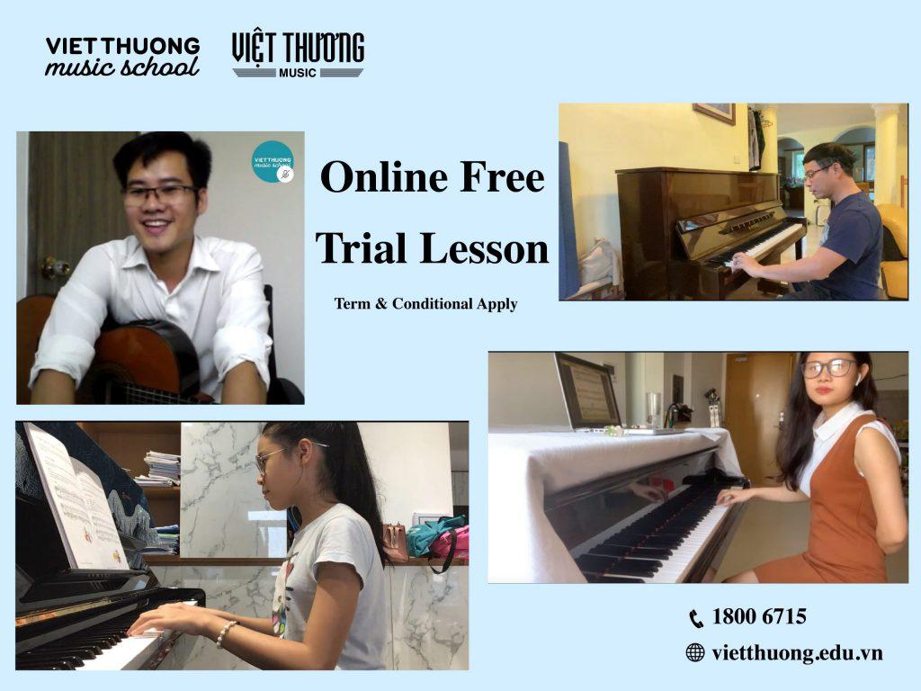 Học nhạc cụ online hiện không chỉ là xu thế của nhiều trung tâm học nhạc mà còn là phương pháp học được nhiều người ưa thích bởi tính tiện dụng, Tiết kiệm thời gian và chi phí.