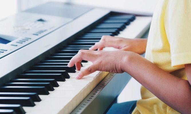 học đàn organ online dễ dàng
