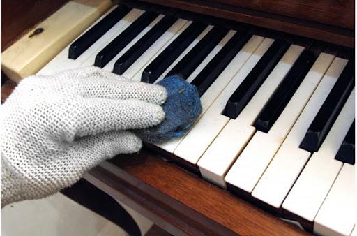 Bảo quản đàn piano cơ như thế nào tốt nhất? 2