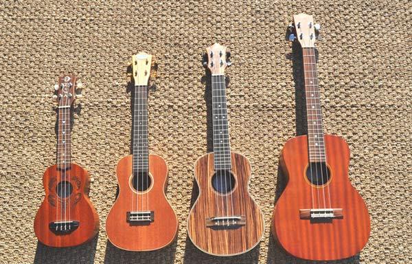 Bí quyết chọn đàn ukulele phù hợp với nhu cầu 1