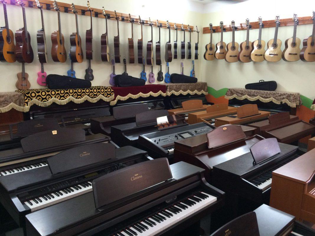 Cách nhận biết cửa hàng bán đàn piano có uy tín 1