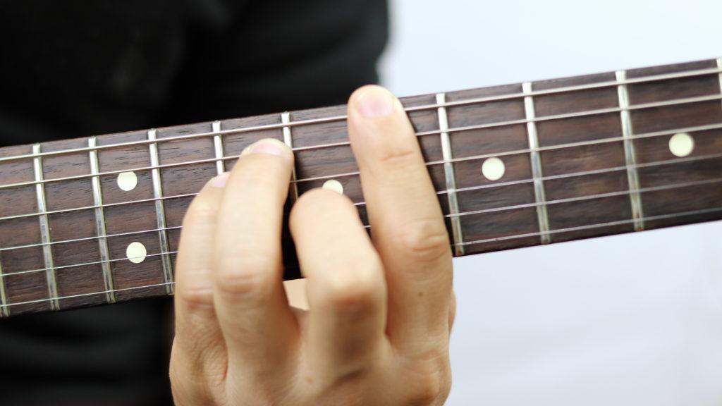 Luyện chơi hợp âm chặn guitar 1
