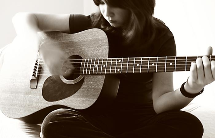 Bí quyết nâng cao khả năng chơi đàn guitar 1